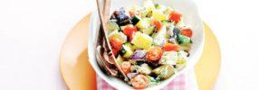 Met Mekaor an Taofel, het menu van 20 maart
